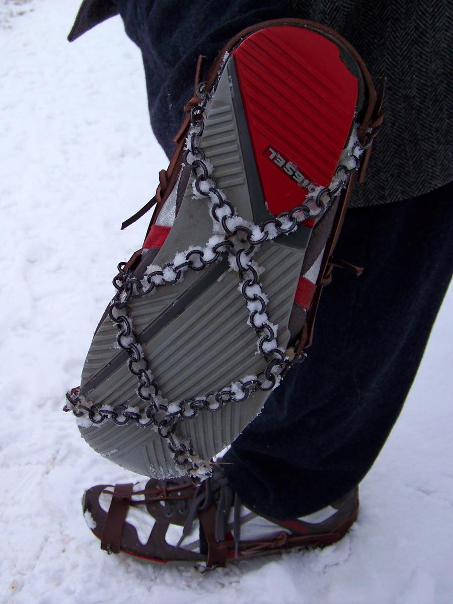 Shoe Snow Chains Uk