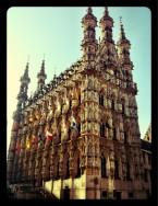 Miljana Leuven town hall